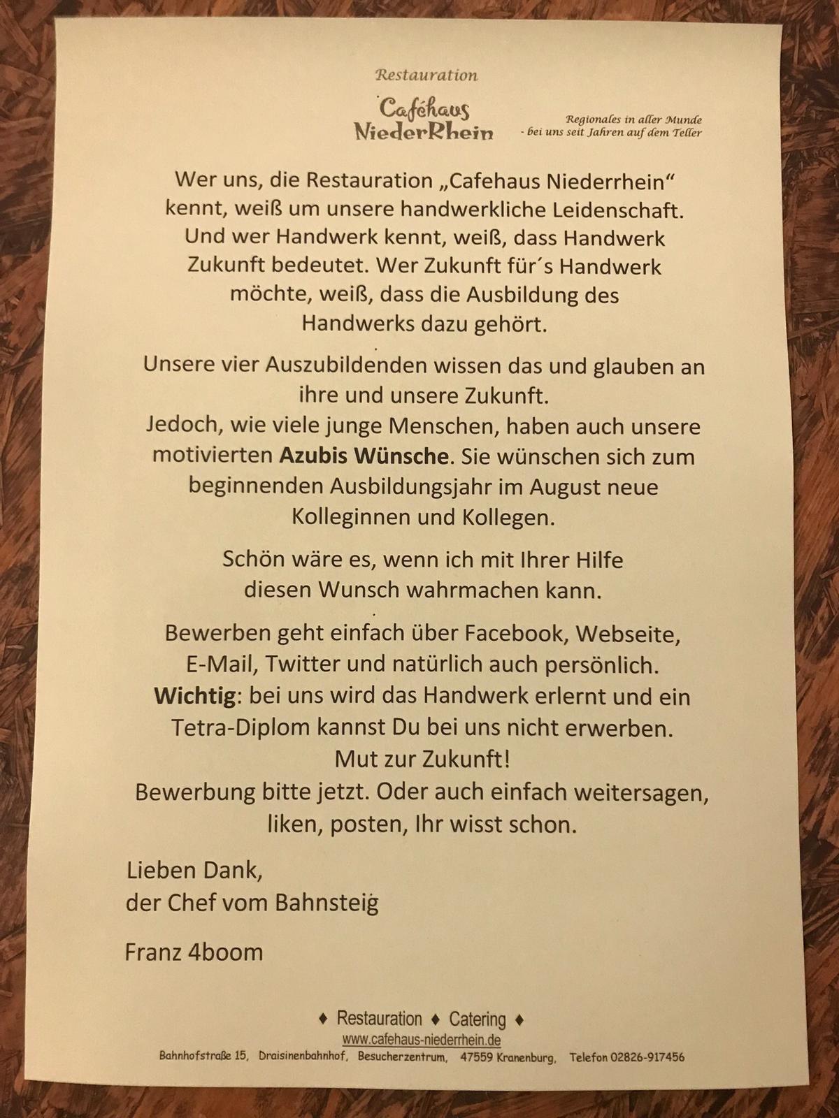 Job-Boerse_02-Cafehaus_Niederrhein