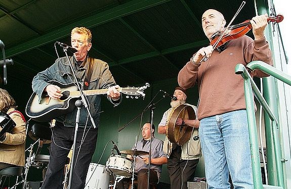 The Potbelly Folk Band